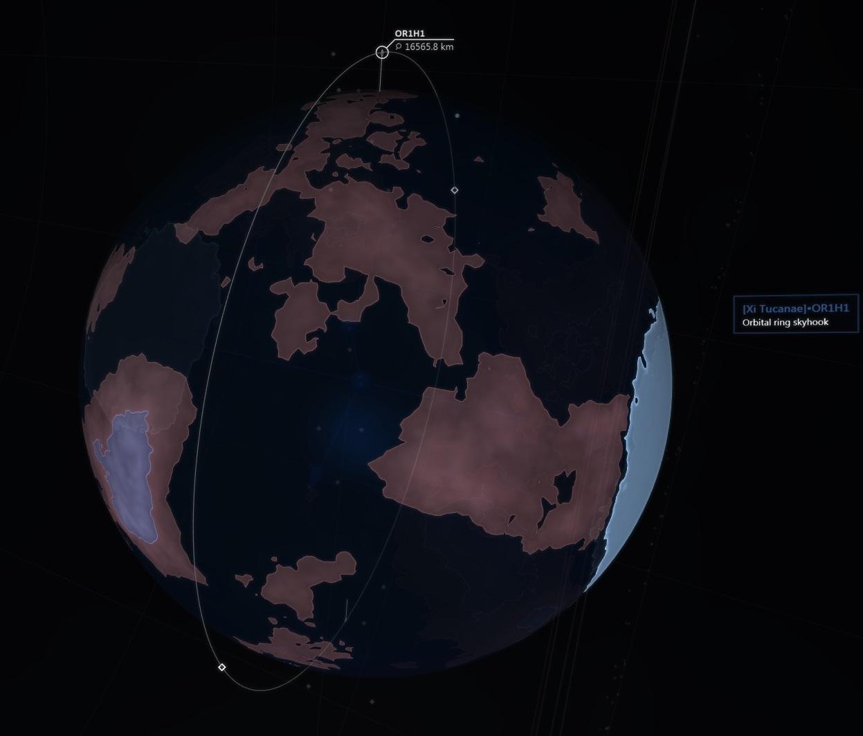 Orbital Ring - Skyhooks
