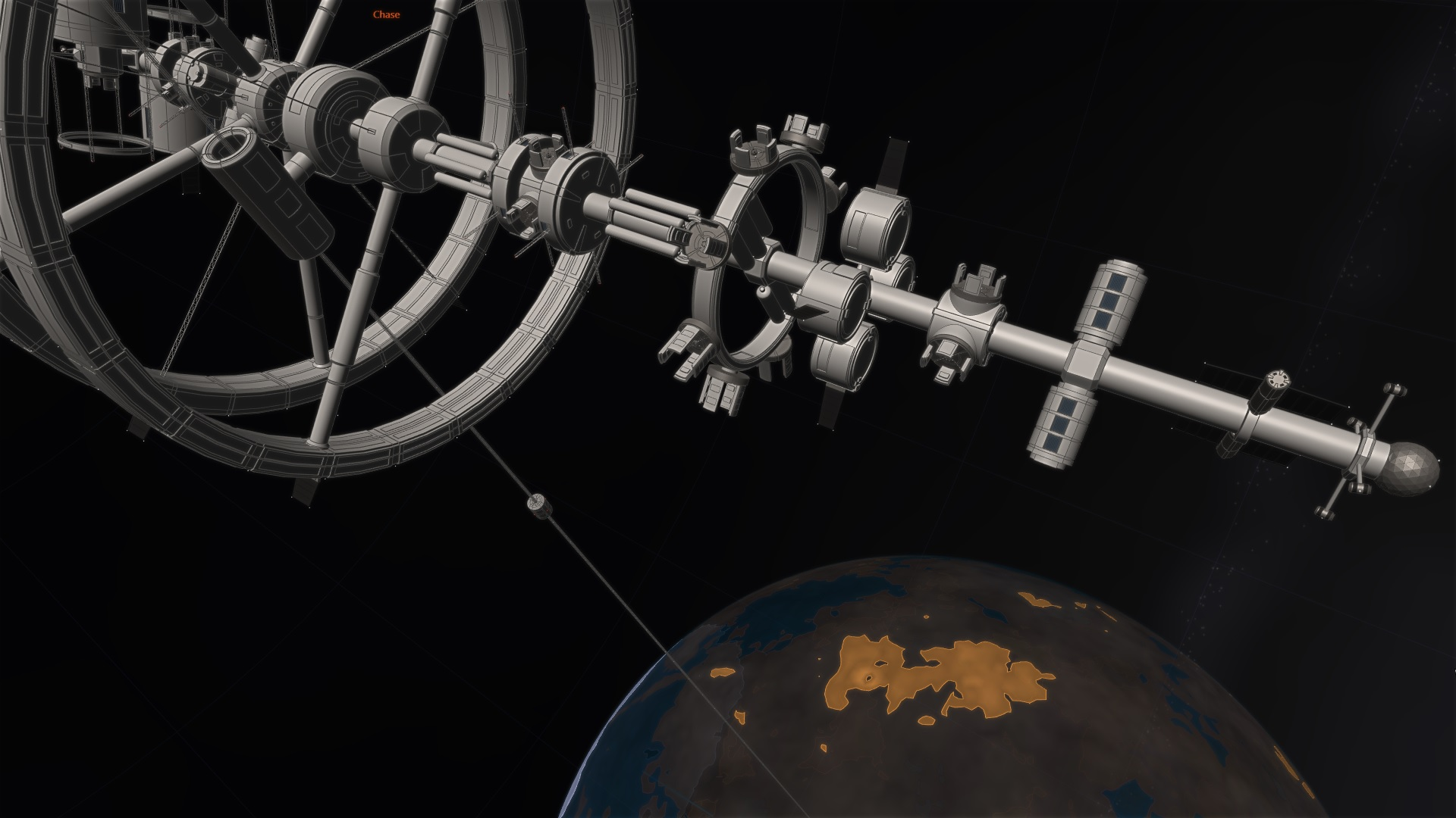 ASG space elevator