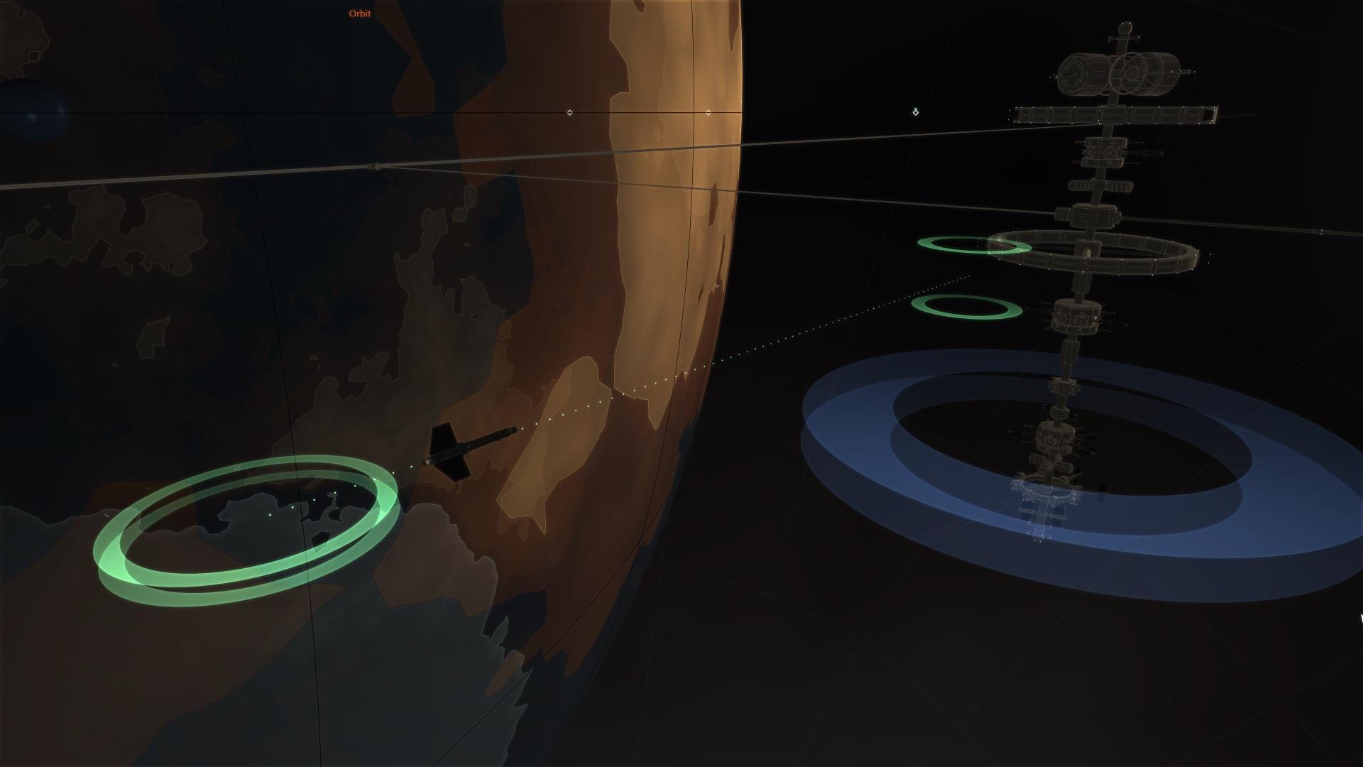 Orbital Traffic Control